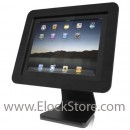 iPad Enclosure Kiosk - Rotates 360 and Swivels - For iPad 1 2 3 4 5 AIR - Black - Maclocks
