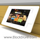 Kiosque iPad CAPSULE - iPad Air / Air2 Counter Top Kiosk or Wall Mount Kiosk - Maclocks